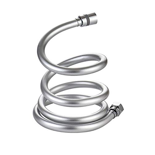 Buy Discount BAIJIAXIUSHANG-TIES Shower Parts, Bath Fixtures 1.5/2/3m PVC Smooth Shower Hose High Pr...