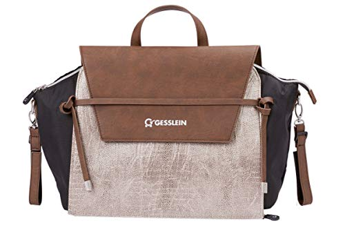 Gesslein 6357045000 Wickeltasche N°4, beige, 800 g