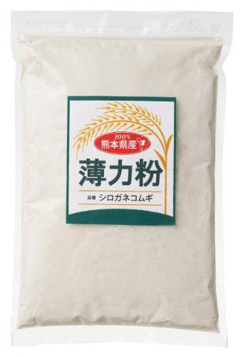 熊本県産 薄力粉500g
