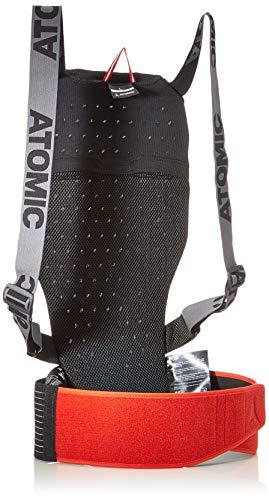 ATOMIC Damen/Herren Live Shield Ski-Rückenprotektor, black, M