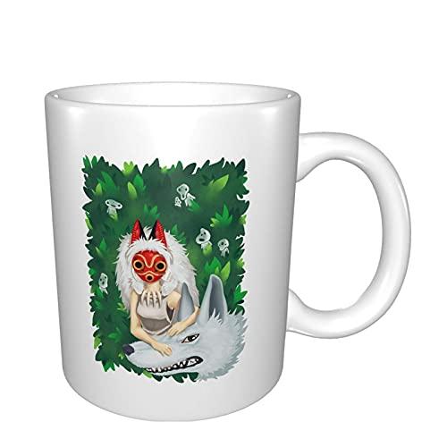 Eastlif San SS Mononoke Tazas Ministerio del Interior la Taza de café Apto para el té, Cacao, C