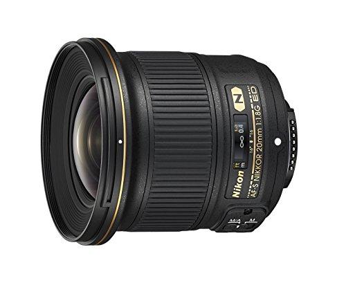 Nikon 20 mm/F 1.8 AF-S G ED -