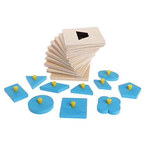 Kofun 1 Set x Montessori Muñeco de...