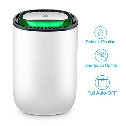 Lowest Price! YINSY Electric Mini Dehumidifier,Dehumidifier for Bathroom,Small Dehumidifiers for Hom...
