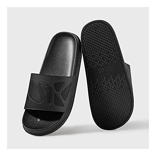 CJshop Zapatos de Playa y Piscina Zapatillas para Mujeres y Hombres Fondo Grueso EVA EVA Punta Abierta Soft Slippers Slippers Sandals Sandals para Interiores y Exteriores Sandalia Mujer