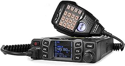 AnyTone AT-778UV VOX Version Mini Dual Band Mobile Radio VHF/UHF 144-148/420-450MHz Radio Transceiver Compact Car Radio