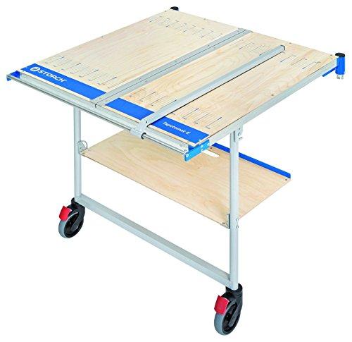 STORCH 556316 Maschinentisch für 60cm Tapetomat E Tischgerät - Premiumqualität -