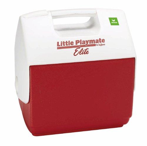 Erima Sport Eisbox, Weiß/rot, Einheitsgröße