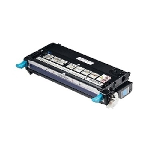 Dell 3115 CN (593-10171) Original Toner from Dell - Blue/Cyan / Approximately 8.000 Pages