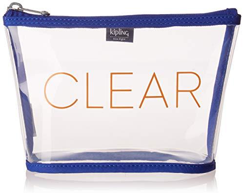 Kipling Cleared Taschenorganizer, 1 cm, 1 Liter, Blau ( Laser Blau )