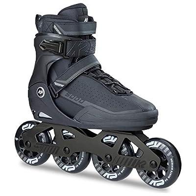 K2 Skate Sodo Inline Skates, Size 6, Black/Gray