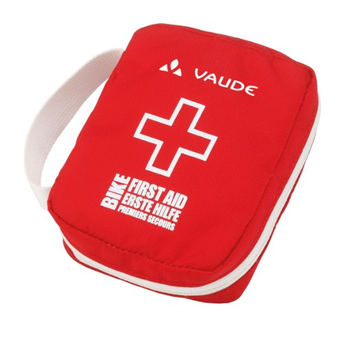 Vaude First Aid Kit Bike XT Erste-Hilfe, red/white, One size