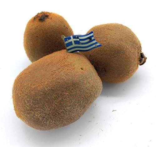 """Griechische Kiwi """"Hayward"""" Weich zum sofortigen Verzehr Angebaut in Larisa (1 KG)"""