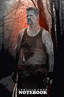 Notebook: Abraham Ford Twd , Journal for Writing, College Ruled Size 6