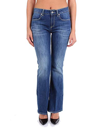 DONDUP Luxury Fashion Donna DP297DS0107DVT43G800 Blu Jeans | Stagione Outlet