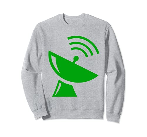 Antenne satellite Sweatshirt