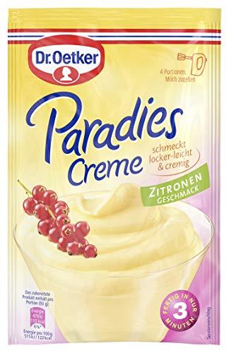 Dr. Oetker Paradies Creme Zitrone-Geschmack, 73 g