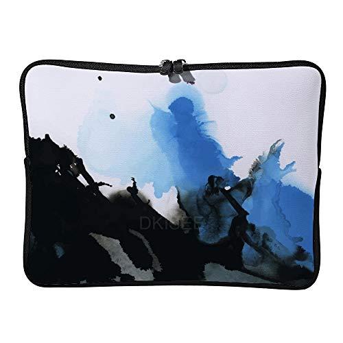 DKISEE - Custodia per computer portatile, motivo marmorizzato, per MacBook Air e MacBook Pro multicolore Motivo 11. 13