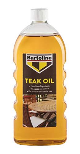 Barrettine Teak Oil 500ml by Barrettine