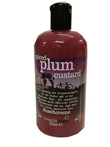 Treaclemoon Duschcreme spiced plum custard 500 ml