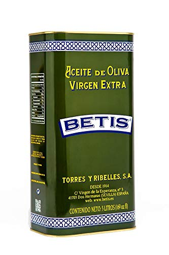 Betis huile d´Olive extra vierge 5 Litres
