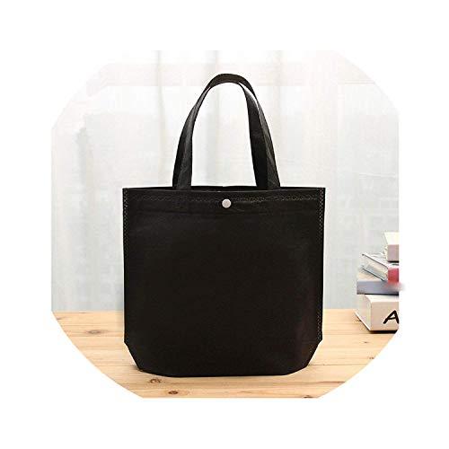 Dame Grocery Tasche Square Shopping Storage wiederverwendbare Handtasche Tasche