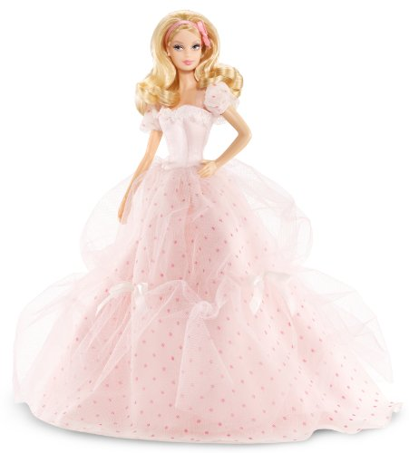 Barbie - Birthday Wishes, muñeca y Accesorios (Mattel X9189)
