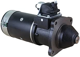Rareelectrical NEW STARTER COMPATIBLE WITH FORDSON TRACTORS POWER MAJOR DIESEL ENGINES 1958-1961 E1ADDN 11000-C E1ADDN 110...