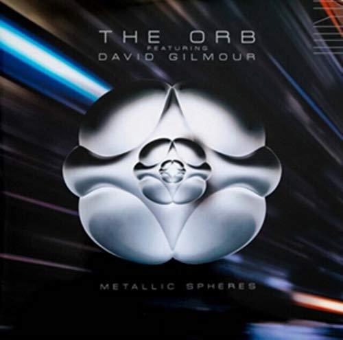 ORB FT. DAVID GILMOUR - SFERA METALLICA (ALBUM D/L) - 2LP