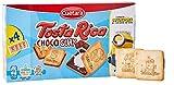 Cuétara Tosta Rica Choco Guay Galletas Sándwich Rellena de Crema de Leche, 168g