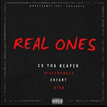 Real Ones (feat. BillyBadAzz, Enfant & Nino)
