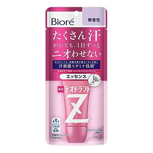 Biore Deodorant Z Essence 30g - No Fragrance (Green Tea Set)