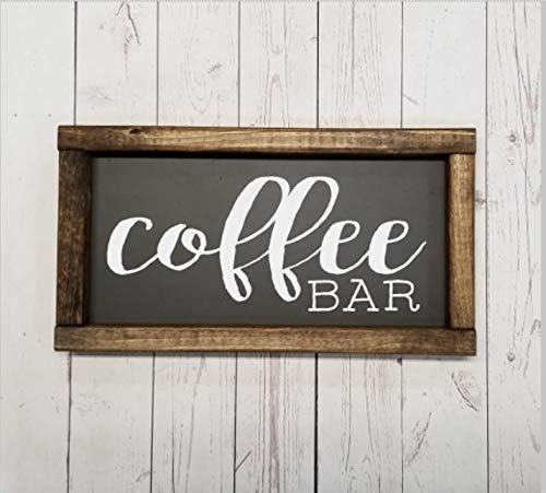 Fixer Upper Blah Blah Blah Coffee Modern Farmhouse Coffee Decor Farmhouse Kitchen Funny Coffee Sign Coffee Sign Farmhouse Sign