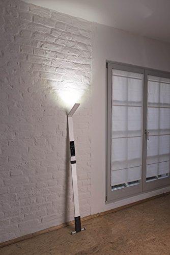 Lampe Tragbar - luctra - Flex - weiß - 9231 biologisch wirksames Licht
