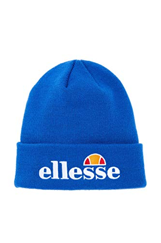 Ellesse Unisex Beanie Velly, Talla:One Size, Color:Blue