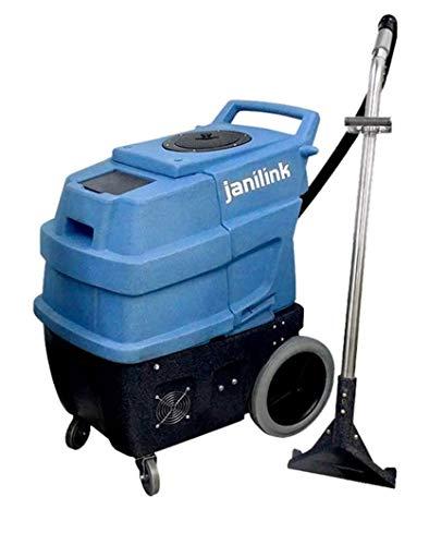 Amazing Deal JANILINK JL Premium II Heated 170 PSI Portable Carpet Extractor w/Hose & Wand