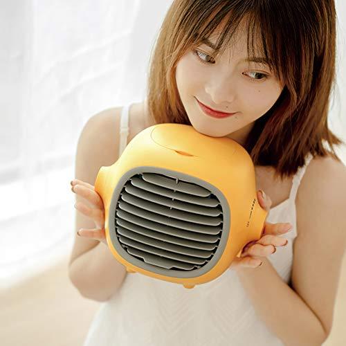 Mini Klimaanlage Kühler Lüfter Kühlung Artefakt Home Tragbare Aufladung Student Schlafsaal Auto