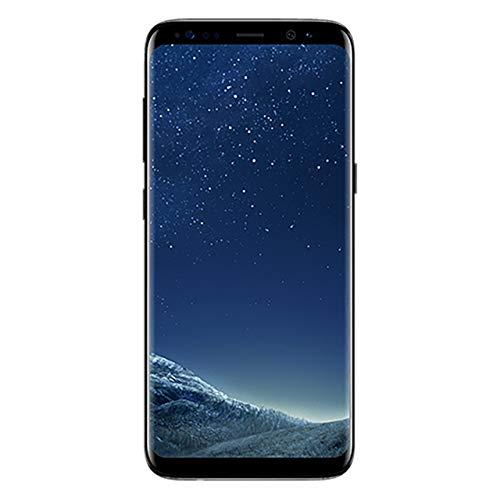 Samsung Galaxy S8 64GB 5.8in 12MP SIM-Free Smartphone in Midnight Black (Renewed)