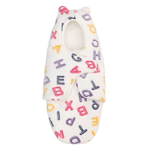 BOZEVON Babyschlafsack - Outdoor Winter Baby Anti-Kick Plus Samt Schlafsäcke 0~6 Monate