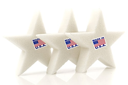 Impresa Products 3-Pack Scum Star Oil Absorbing Sponge - Perfect Absorber for Hot Tub, Spa and Swimming Pool Use - Compare to The Bugs and Balls - Made in USA