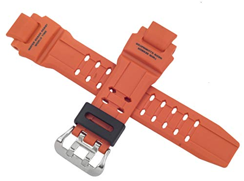 Casio G-Shock GA-1000-4A Watch Strap 10448982 - Orange