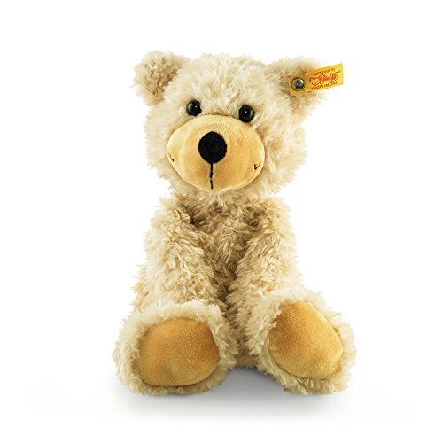 Steiff 116001 - Teddybär Charly Waermekissen 28, beige