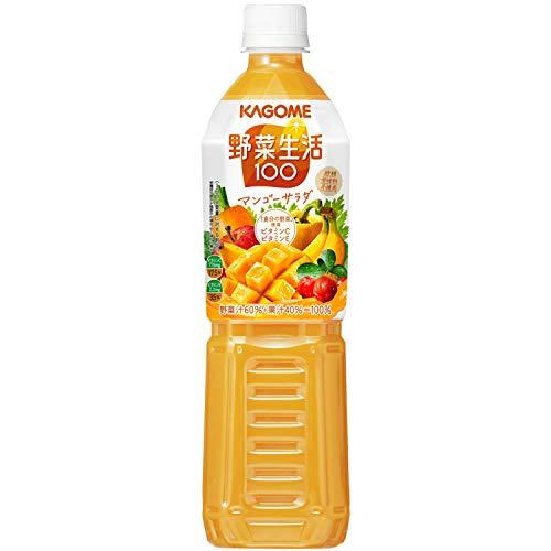 野菜生活100 マンゴーサラダ 720ml×15本 PET