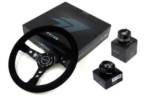 honda civic 1996 steering wheel - 1
