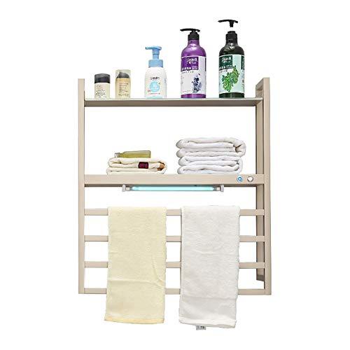 LYzpf badkamer handdoekhouder badkamerradiator elektrisch punchvrij handdoekradiator design radiator verwarming plat plaatverwarming thuis drogen rek
