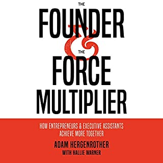 The Founder and the Force Multiplier audiobook cover art
