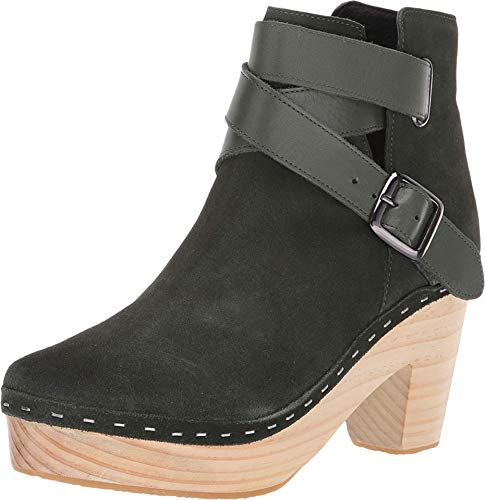 Free People Bungalow Clog Boot Green 39 (US Women's 9)