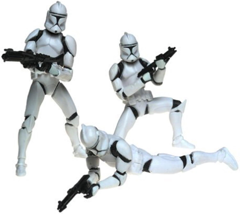 distribución global Estrella Estrella Estrella Wars- Army of the Republic Clone Trooper Army - Variant May Vary by Hasbro  ordene ahora los precios más bajos