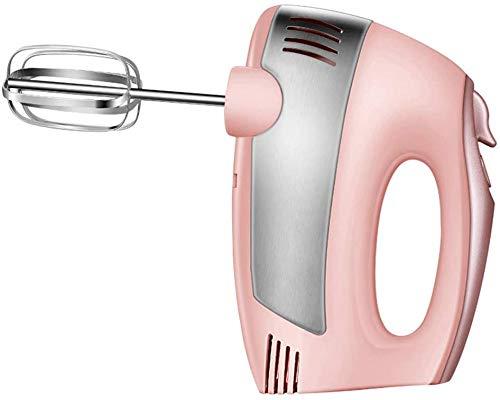 DX Kompakter 5-Gang-Handmixer mit cleverer, integrierter Aufbewahrung des Schlägers, handgehaltenem Eierschläger mit Klingen aus rostfreiem Stahl, Duty Mini-Küchenmischmaschine