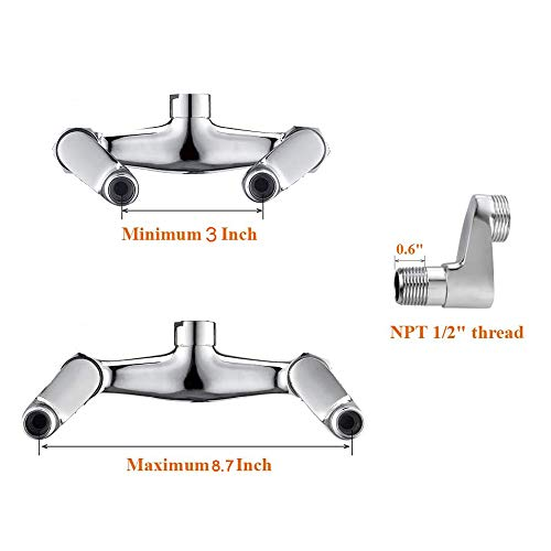 Wall Mount Faucet Kitchen 4
